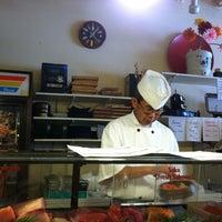 Photo taken at Yoshi Sushi by Jim K. on 6/10/2011