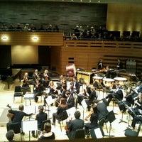 1/28/2012 tarihinde Bernadetteziyaretçi tarafından Royal Conservatory of Music'de çekilen fotoğraf