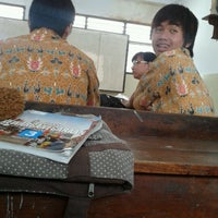 Photo taken at Sekolah Santo Paulus Jakarta by Hendry D. on 2/24/2012