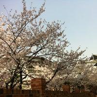 Photo taken at Ewha Womans University Shinsegae Building by Aran Erin C. on 4/17/2012
