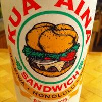 Foto tomada en Kua'āina Sandwich por Gwendolina el 5/1/2012
