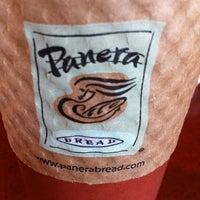 Photo taken at Panera Bread by Moni P. on 4/7/2012