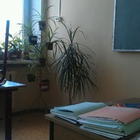 Photo taken at Школа № 1293 by Egor L. on 3/22/2012