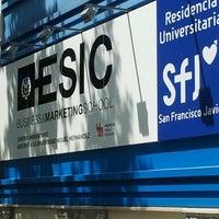 Foto tomada en ESIC Valencia por Juan F. el 6/30/2012