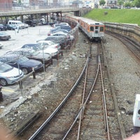 Photo taken at SEPTA Fern Rock Transportation Center by Sandy S. on 5/25/2012