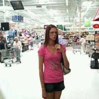 Photo taken at Walmart Supercenter by Parnell L. on 5/12/2012