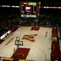 Photo taken at Williams Arena by Ted W. on 1/8/2012