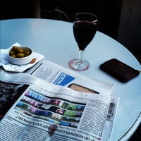 Photo taken at Café Beaubourg by Julien D. on 3/26/2012