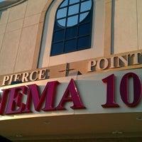 Photo taken at Pierce Point Cinema 10 by Donald L. on 8/28/2011