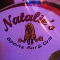 Photo taken at Natalie's Sports Bar And Grill by Bourbon Tweed on 5/16/2012
