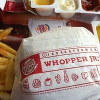 Photo taken at Burger King by ninteriordesigner on 5/15/2012