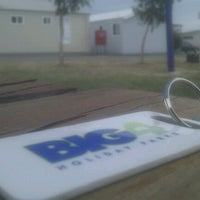 Photo taken at BIG4 Bellarine Holiday Park by John L. on 1/7/2012