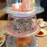 Photo taken at Sushi Station by Ashley M. on 11/11/2011