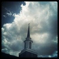 Photo taken at Back Creek Church by Corey G. on 8/16/2011