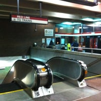 Photo taken at MBTA Davis Square Station by Anthony C. on 12/22/2010