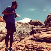 Foto tirada no(a) Red Rock Canyon National Conservation Area por Leandro A. em 7/21/2012