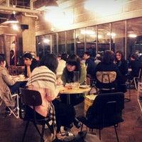 Photo taken at CAFÉ AMOKKA by Haeyeon L. on 9/30/2011