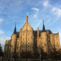 Photo taken at Palacio Episcopal de Astorga by Julian R. on 12/28/2011