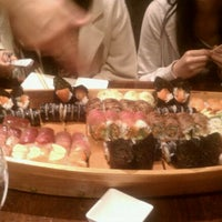 Photo taken at Sushi Love by Christine K. on 9/10/2011