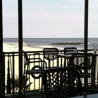 Photo taken at Aqua Restaurant & Bar by Josh W. &. on 8/23/2012