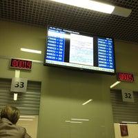 Снимок сделан в УФМС России по СПб и ЛО отдел оформления заграничных паспортов пользователем Rita V. 5/28/2012