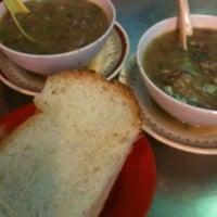 Photo taken at Restoran Sup Hameed by Tweezar on 11/30/2011