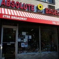 12/11/2011にTakashi I.がAbsolute Bagelsで撮った写真