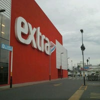 Photo taken at Extra by Luciano Goulart S. on 1/23/2012
