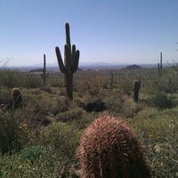 Photo taken at Usery Mountain Regional Park by Lauren P. on 2/26/2012