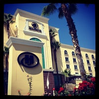 Photo taken at Hilton Los Angeles/San Gabriel by Victor H. on 9/7/2012