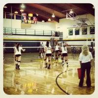 Photo taken at Collegiate School by Troy B. on 8/24/2012