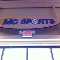 Photo taken at MC Sports by David D. on 6/12/2011