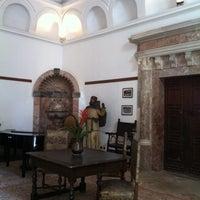 Photo taken at San Domenico Palace Hotel by TDV🏄🏄 on 10/25/2011