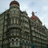 Photo taken at Taj Mahal Palace & Tower by ANkit P. on 9/9/2012
