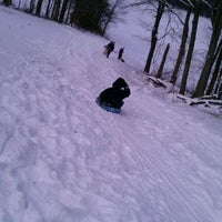 Photo taken at Bolze's Farm Sledding by J B. on 1/21/2012