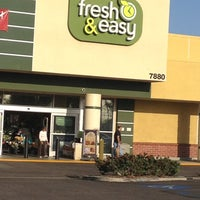 Photo taken at Fresh & Easy Neighborhood Market by Ruthie H. on 4/8/2012