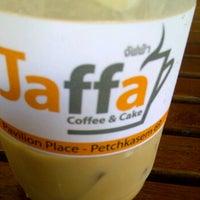 Photo taken at Jaffa Coffee & Cake by Asawanee P. on 12/9/2011