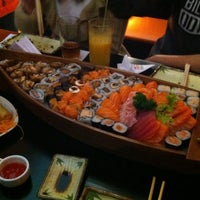 Photo taken at Niwa Sushi by Daniel S. on 6/5/2011