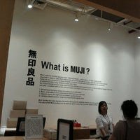Photo taken at MUJI 無印良品 by Paulieastridge on 12/10/2011