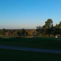 Photo taken at Fred Arbanas Golf Course At Longview Lakes - Longview Lake Course by Ryan S. on 10/16/2011