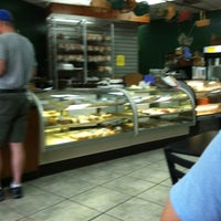 Photo taken at Bakery Mill & Deli by Megan P. on 4/23/2012
