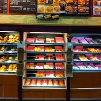 Photo taken at Dunkin' Donuts by Min Hee J. on 10/4/2011