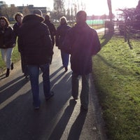 Photo taken at Océ-weerd by Els O. on 1/10/2012