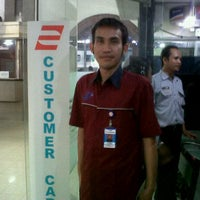 Photo taken at call center 121 kereta api by Lukman S. on 10/10/2011