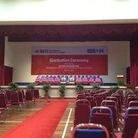 Photo taken at INTI International University by Peter Pan on 3/31/2012