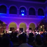 Photo taken at Conservatorio de Música de Puerto Rico by Derek G. on 4/21/2012