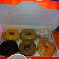 Photo taken at Dunkin Donuts by Andrey on 7/4/2012