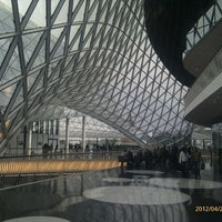 Photo taken at MyZeil by Alexander R. on 4/21/2012