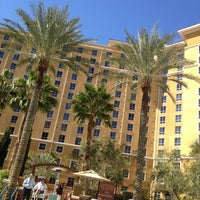 Photo taken at Wyndham Grand Desert by Leeza H. on 3/6/2012