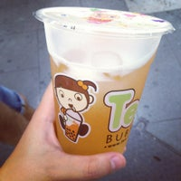 Photo taken at Tea One Bubble Tea Bar by Polina M. on 8/21/2012
